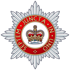 Foot Guards - Regimental badge of the Household Division.