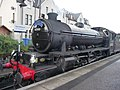 The Jacobite steam train at Fort William railway station 2018-08-25 by Marcok f03.jpg