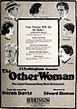 The Other Woman (1921) - 2.jpg