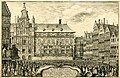 The Peace of Munster view of square in front of Antwerp town hall by Wenceslaus Hollar.jpg