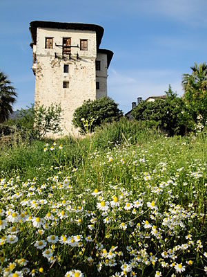 Pelion - The Pelion Towers - Historic buildings and points of reference for the locals