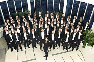 The Polytech Choir Finnish male choir