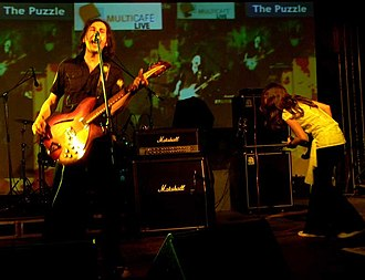 Budapest indie music scene - The Puzzle, one of the early birds of the Hungarian indie generation