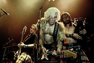 The Real McKenzies - Image: The Real Mc Kenzies 2