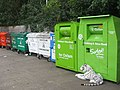 The Recycling area at the Tesco Store, Tring - geograph.org.uk - 1501298.jpg