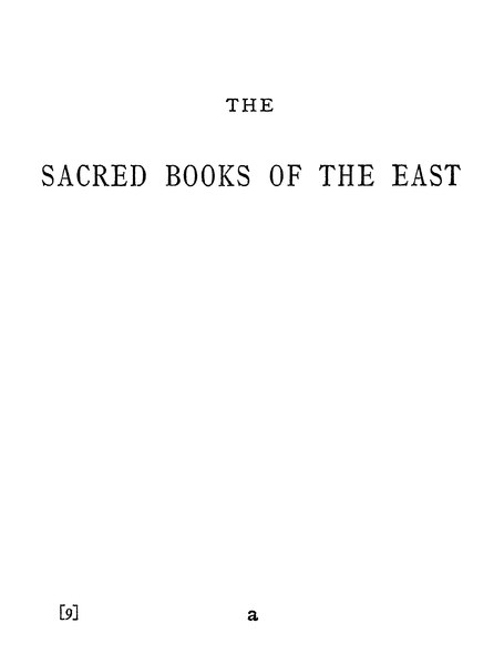 File:The Sacred Books Of The East Volume IX.djvu