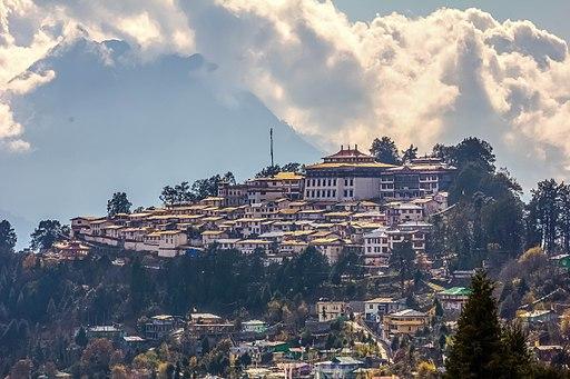 The Tawang Monastery