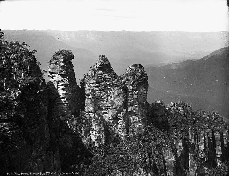 how to go about blue mountain from katoomba