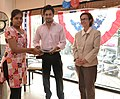The U.S Consulate Chennai celebrated its two-year anniversary on Facebook with U.S. Consul General Jennifer McIntyre, actors Bharath Srinivasan and Jeyam Ravi20.jpg