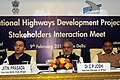 The Union Minister for Road Transport and Highways, Dr. C.P. Joshi, chaired the review meeting on the performance of National Highway Authority of India (NHAI), in New Delhi on February 09, 2011.jpg