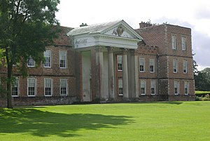 John Webb (architect) - Image: The Vyne geograph.org.uk 943937