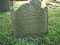The grave of a pirate, Brockley Churchyard - geograph.org.uk - 1638661.jpg