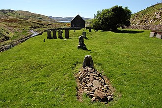 J. Norman Collie - Collie's grave on the Isle of Skye