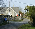 The school on the corner, Binegar - geograph.org.uk - 1217459.jpg