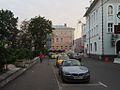 The walk to the hostel from the Metro station. (11407585155).jpg