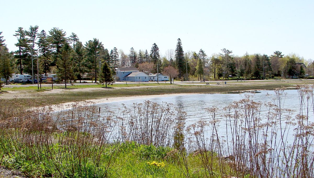 Waterfront Property For Sale In Bruce