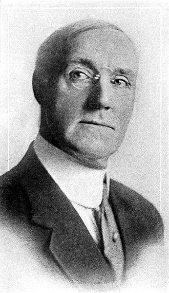 Tom Ricketts - Thomas Ricketts in 1914