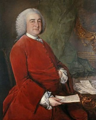 Robert Nugent, 1st Earl Nugent - Image: Thomas gainsborough portrait of robert nugent lord clare c 1759 a l 10069972 8880731