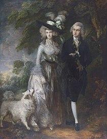 Thomas Gainsborough - Mr and Mrs William Hallett ('The Morning Walk') - WGA8418.jpg