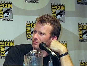 Thomas Jane - Jane at the 2007 San Diego Comic Con