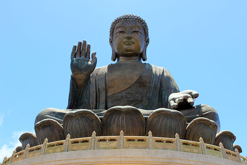 File:Tian Tan Buddha August 2013.JPG