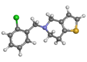 Ticlopidine ball-and-stick.png