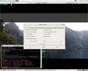 Tilda (software) - Image: Tilda Screenshot