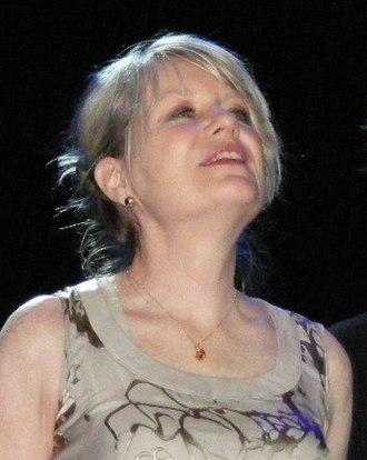 Tina Weymouth - Weymouth at the Austin Music Awards, SXSW festival, 2010