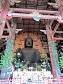 Todai-ji Daibutsu-den Hall National Treasure 国宝東大寺大仏殿17.JPG