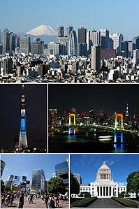 東京都's relation image