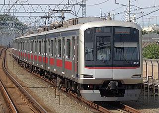 Tōkyū Meguro Line railway line in Japan