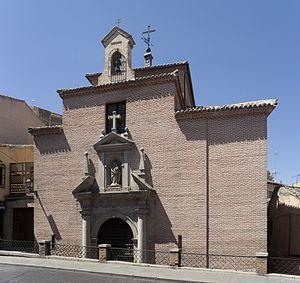Ermita de Nuestra Señora de la Estrella, Toledo - Ermita de Nuestra Señora de la Estrella