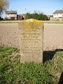Toll Gate stone - geograph.org.uk - 1226437.jpg