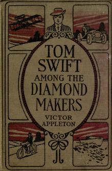 Tom Swift Among the Diamond Makers.djvu