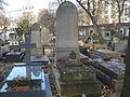 Tombe de Camille ROQUEPLAN & Nestor ROQUEPLAN - Cimetière Montmartre.JPG