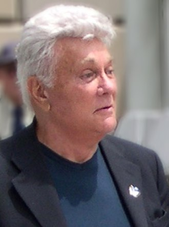 Tony Curtis - Curtis in 2004