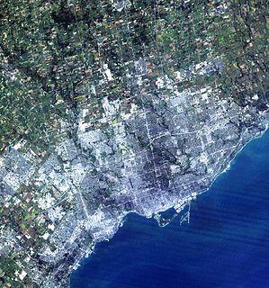 Greater Toronto Area Metropolitan area in Ontario, Canada