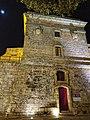 Torre del Standardo at Night.jpg