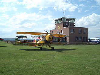 Bad Gandersheim - Airport