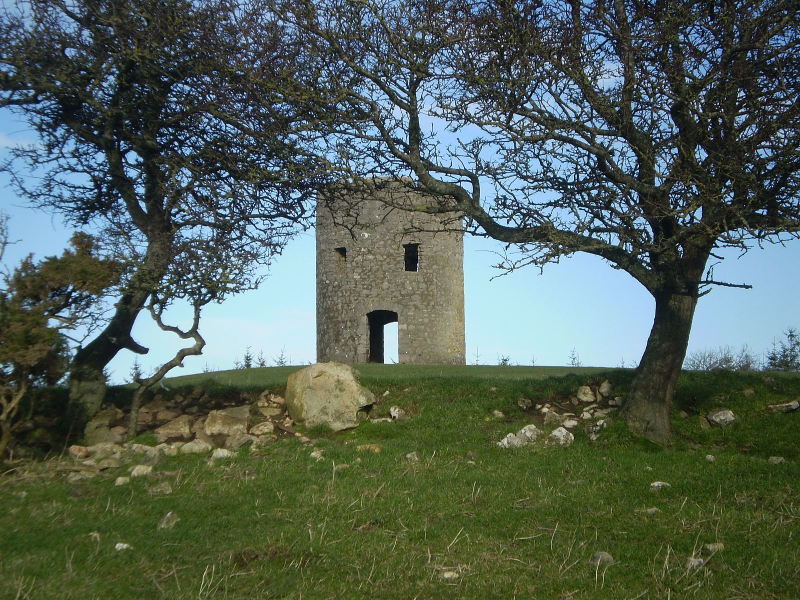 Tower Hill in Abergele - Things to Do in North Wales