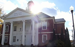 Mount Kisco, New York - Mount Kisco Village Hall