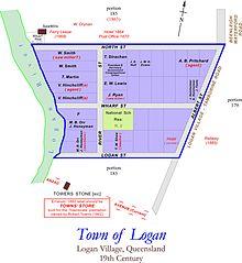Where is logan village