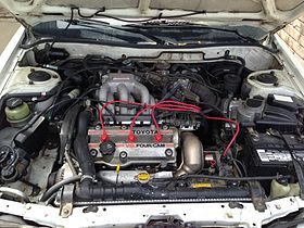 toyota vz engine wikipedia rh en wikipedia org 2003 Toyota Tacoma Parts Diagram 2001 Toyota Tacoma Parts Diagram