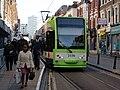 Tram in George Street (23029750192).jpg