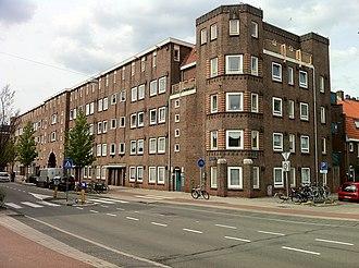 Jan Gratama - Image: Transvaalkade