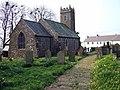 Trefwrdan-Jordanston Hall and church - geograph.org.uk - 383657.jpg