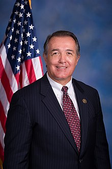Trent Franks, official portrait, 114th Congress.jpg