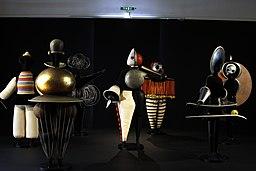 Figurynki do baletu triadycznego