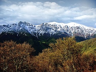 Central Balkan National Park - Triglav Massif