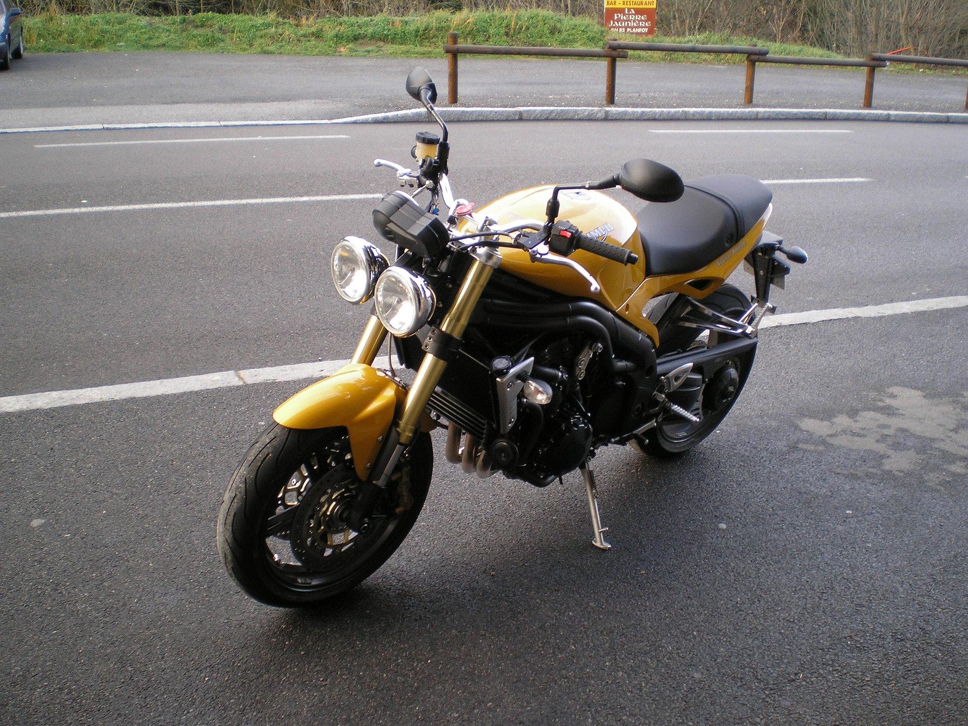 Triumph Speed Triple Wikipedia